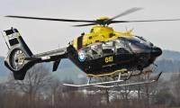 Le premier EC135 T2+ australien prend son envol