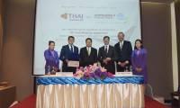 Premier contrat entre Thai Airways et AFI KLM E&M