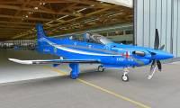 Pilatus produit son 1 000ème avion d'entraînement
