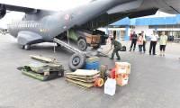 Action de secours aéroportée au Vanuatu