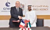 Le CNES s'associe à l'agence spatiale des Émirats Arabes Unis
