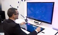 Bourget 2015 : La console Shape de Thales pourrait bien révolutionner le contrôle aérien