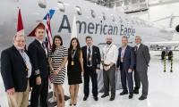 Bombardier livre son premier CRJ900 amélioré à Mesa Airlines