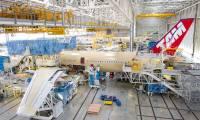 L'Airbus A350 de TAM desservira Miami et Madrid