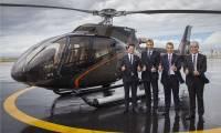 Monacair achète six H130 d'Airbus Helicopters