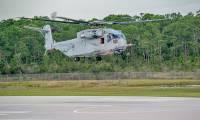 Le CH-53K King Stallion de Sikorsky prend pour la première fois les airs