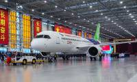 Chine : le C919 fait son roll-out
