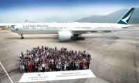 Cathay Pacific présente sa nouvelle livrée
