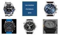 Sélection de Noël : les montres d'aviateurs