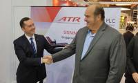 Une belle commande pour ATR à l'ouverture du salon de Singapour