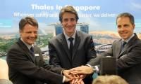 Thales se positionne sur les IFEC de Singapore Airlines