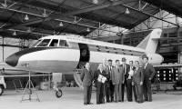 Avec le Mystère 20, Dassault a fait décoller le marché du jet d'affaires