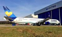 HAITEC monte à bord des 757-300 de Condor