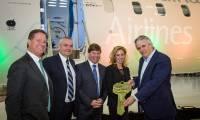 Bombardier vend quatre nouveaux CRJ900
