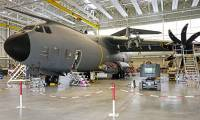 L'Atelier Industriel de l'Aéronautique rode la MRO des A400M à Clermont-Ferrand