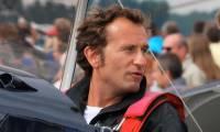 Eric Vazeille, en route pour le championnat d'Europe de voltige