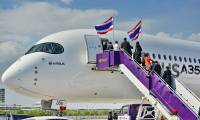Le 1er Airbus A350 XWB de Thai Airways livré le 30 août