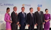 L'Airbus A350 entre dans la flotte de Thai Airways