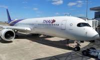 Bienvenue à bord du 1er A350 de Thai Airways