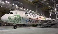 Photo : Aeroméxico se prépare à prendre livraison de son premier Boeing 787-9