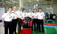 Le programme ARJ21 reçoit son premier train d'atterrissage assemblé en Chine