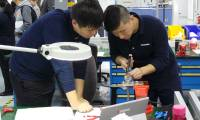 Liebherr Aerospace nous fait visiter son nouvel atelier de réparation à Shanghaï