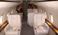 328 Support Services et Duncan Aviation s'associent pour réaménager un nouveau jet Challenger