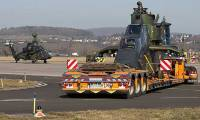 Les Tigre allemands en route vers le Mali