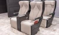 Le fauteuil Celeste de Stelia disponible pour toute la famille A320