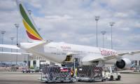 Ethiopian Airlines et la Fondation Airbus utilisent un A350 pour transporter de l'aide humanitaire