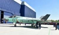 Roll-out du premier F-35B italien