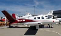 EBACE 2017 : Le Vision Jet de Cirrus peut voler en Europe