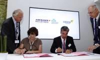 Sabena Technics confirme au Bourget sa stratégie de partenariats