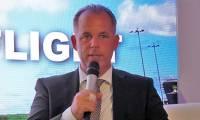 Martin Gauss, CEO d'airBaltic : le remplacement des Q400 « se joue entre Embraer et le CSeries de Bombardier »