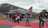 Le Mirage 2000D nouvelle génération en route vers les essais en vol