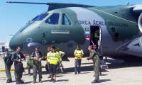 Bourget 2017 : Le KC-390 passe à l'offensive (avec test en vol)