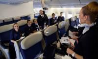 Air France: accord majoritaire chez les hôtesses et stewards