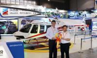 Le premier Bell 407GXP chinois est prêt