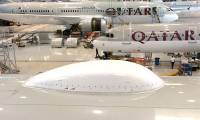 Le kit radôme SUMS d'EAD Aerospace monte à bord des 777 de Qatar Airways