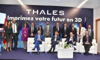 Thales inaugure un centre d'impression 3D au Maroc