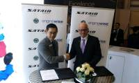 Pratt & Whitney signs with Satair for the distribution of PW4000 nacelle exhaust system parts