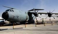 L'A400M s'expose à Dubaï