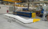 Airbus Helicopters inaugurates its new rotor blade factory at Paris-Le Bourget