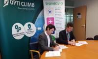 Transavia signe avec Safety Line