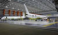 Mitsubishi avance dans l'assemblage de ses deux prochains avions d'essais