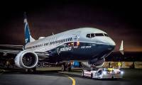 Le Boeing 737 MAX 7 sort de sa ligne d'assemblage