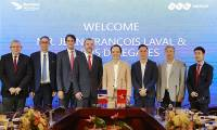 Le groupe FLC souhaite commander 24 Airbus A321neo pour Bamboo Airways