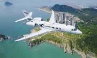 Le Falcon 6X de Dassault face à la concurrence nord-américaine