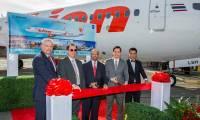 Boeing livre le premier 737 MAX 9 à Lion Air