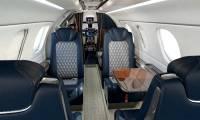 Triple certification pour le Phenom 300E d'Embraer
